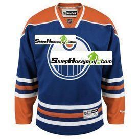 Oryginalna bluza NHL Edmonton Oilers HOME