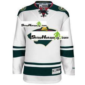 Oryginalna bluza NHL Minnesota Wild AWAY - Spersonalizowana