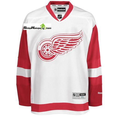 Oryginalna bluza NHL Detroit Red Wings AWAY - Spersonalizowana