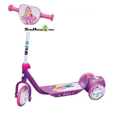 Hulajnoga Powerslide Barbie Bubble Scooter