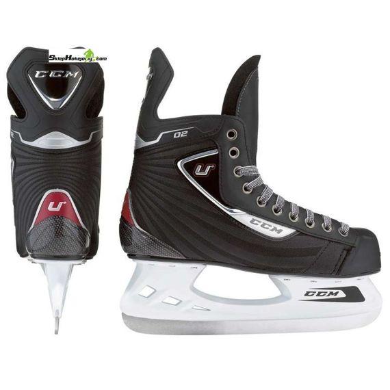Łyżwy hokejowe CCM U+ 02