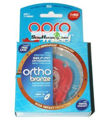 Ochraniacz na zęby OPRO