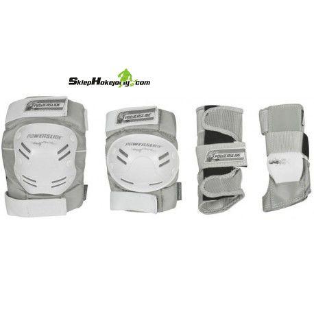 Ochraniacze Powerslide Standard Pure protection set